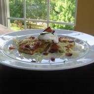 Busy Day…Potato Pancakes