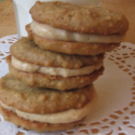 Disclaimer: I Am Not A Professional Photographer…Outstandingly Awesome Peanut Butter & Banana Sandwich Cookies