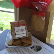 Sales Kits 101….Lemon/Lime Butter Cookies