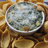 Ultimate Spinach & Shrimp Dip