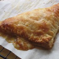 Apricot Cream Cheese Turnovers
