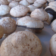Gifts From My Kitchen…Meringue Mushrooms & Salted Caramels