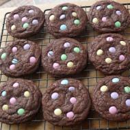 Quick & Easy Triple Chocolate Cookies