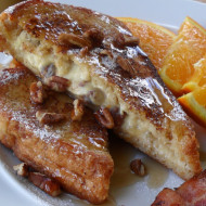 Mother's Day Breakfast…Stuffed French Toast