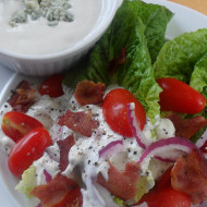 Blue Cheese Dressing…Simple & Delicious!