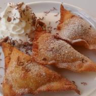 Wontons For Dessert!
