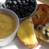 Alyson's Return, The Fancy Food Show, and Lemon Curd for Breakfast