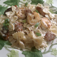 Alyson's Easy Yummy Pasta…Better Late Than Never!