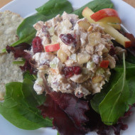 Chicken Salad 2011…A Mix of Spicy & Sweet