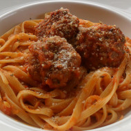 Meatballs and Spaghetti…Homemade Is Quick and Delicious!