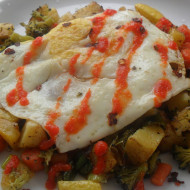 The Art of Loving Leftovers…Vegetable Hash