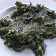 Sauteed Collard Greens and a Video