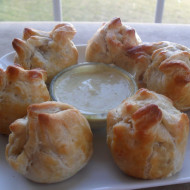 Sausage Puffs…Adding Easy Elegance To That Super Bowl Buffet