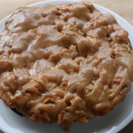 Caramel Apple Coffee Cake…Combining Old, New, and Easy!