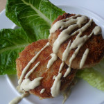 Salmon Potato Croquettes