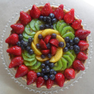 Happy Mother's Day…Bejeweled Buttermilk Tart