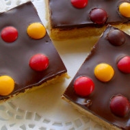 Millionaire's Shortbread…Easy & Delicious Fall Baking