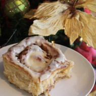 Just What You Need Before That Resolution….Cream Cheese Cinnamon Rolls