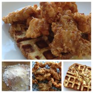 Chicken & French Toast Waffles…Learning New Technology