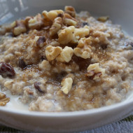 Oatmeal…Yes, More & Please!