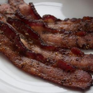 Maple & Black Pepper Bacon