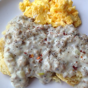 Sausage Gravy…Savory Goodness at it's Best!