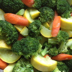 Honey Butter Vegetables…A Quick & Tasty Sidedish